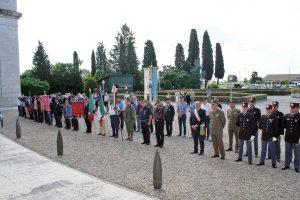 Celebrata la commemorazione dell'aiutante di battaglia Soccorso Saloni