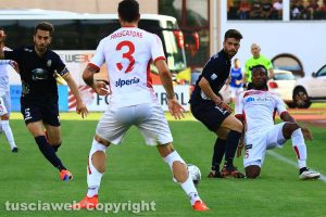 Sport - Calcio - Viterbese - Il match contro il Sudtirol