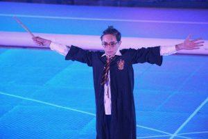 """Sport - Ginnastica artistica - """"Il magico mondo di Harry Potter"""" della Free sport Libertas"""