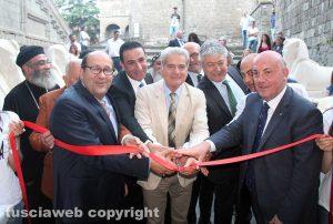 Tutankhamon - L'inaugurazione della mostraTutankhamon - L'inaugurazione della mostra
