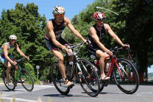 Triathlon a Capodimonte