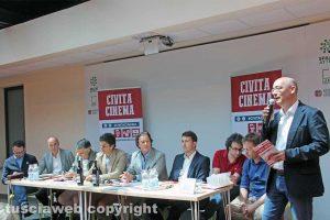 Spettacolo - Civita cinema - La presentazione