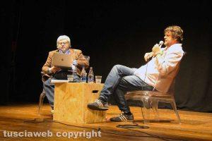Viterbo - Carlo Galeotti intervista Filippo Rossi