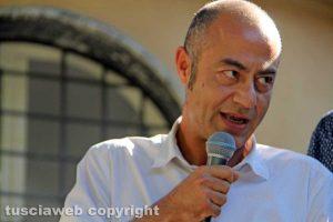 Viterbo - La riunione plenaria di Caffeina - Andrea Baffo