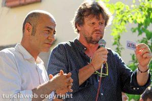 Viterbo - La riunione plenaria di Caffeina - Rossi e Baffo