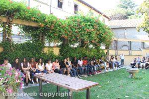 Viterbo - La riunione plenaria di Caffeina