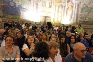 Caffeina - La Uil Scuola incontra la politica per parlare di istruzione - Il pubblico in sala