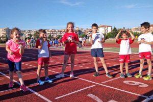 Sport - Atletica leggera - Il trofeo Esordienti a Tarquinia