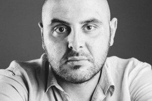 Spettacolo - Il batterista viterbese Michele Villetti