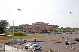 Viterbo - Il quartiere Riello