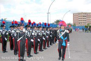 Viterbo - La 204esima festa dell'arma dei carabinieri