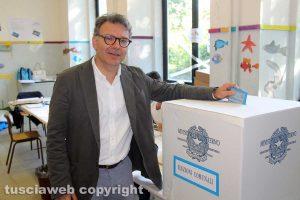 Viterbo - Elezioni - Il voto di Francesco Serra