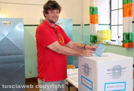 Viterbo - Elezioni - Il voto di Filippo Rossi