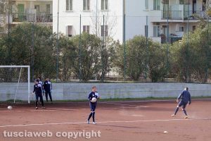 Sport - Calcio - Il campo del Pilastro a Viterbo