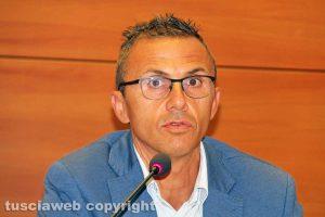 Andrea Belli, presidente dell'Ance