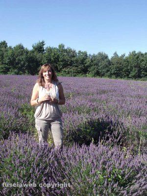 La guida turistica Anna Rita Properzi