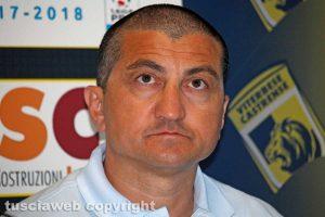 Sport - Calcio - Viterbese - Antonio Obbedio