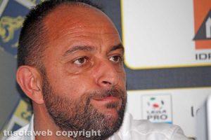 Sport - Calcio - Viterbese - Il direttore generale Diego Foresti