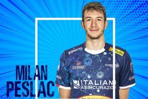 Sport - Pallavolo - Tuscania volley - Milan Peslac