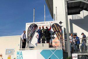 Sport - Motori - L'X car motorsport sul podio di Magione