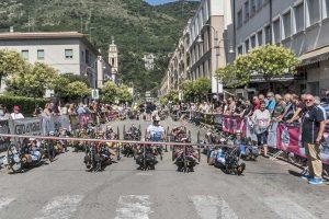 Sport - Giro d'Italia handbike - La tappa di Cassino
