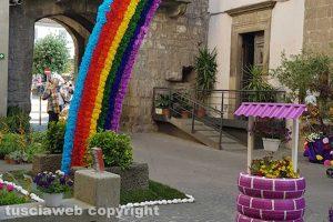 Vitorchiano - I colori di 'Peperino in fiore'