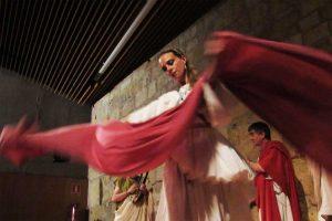 La coreografa e danzatrice professionista Elisa Anzellotti