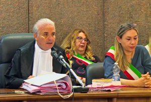 Processo bis per la morte di Stefano Cucchi - Vincenzo Capozza, presidente prima corte d'appello del tribunale di Roma