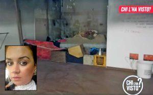 Roma - Il luogo dove è stato trovato il corpo di Amalia Voican