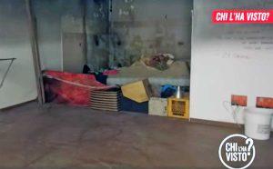 Il luogo dove è stato trovato il corpo di Amalia Voican