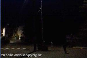 Viterbo - Tobia al buio