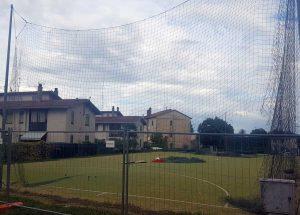 Bassano in Teverina - Il campo da calcetto