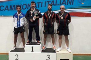 Sport - Tennis tavolo - Crispino Mattioli