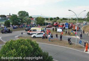 Montalto di Castro - L'incidente sulla Castrense
