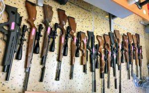 Polizia - Le armi sequestrate nell'inchiesta Lethal Weapon