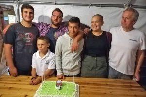 Sport - Rugby – Tusciarugby - La festa di fine stagione