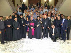 Il Cairo - La visita in Egitto della diocesi di Viterbo