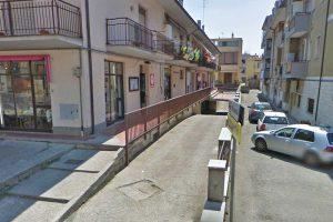 Canino - L'ufficio postale di viale Giuseppe Garibaldi