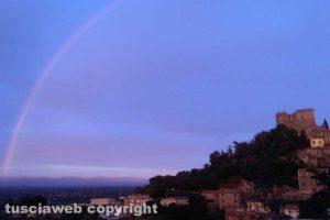 Soriano nel Cimino - Un arcobaleno