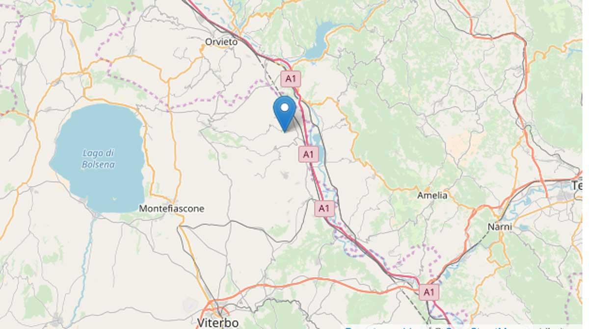 Terremoto in Emilia, scossa di magnitudo 3.6 vicino a Modena