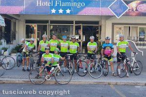 Sport - Ciclismo - I 'Gitanti nepesini'