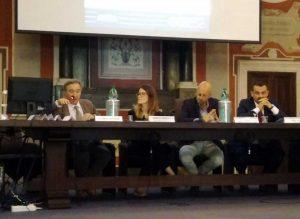 Viterbo - L'assessora Onorati all'Università della Tuscia