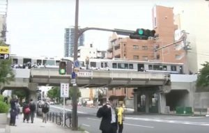 Terremoto a Osaka