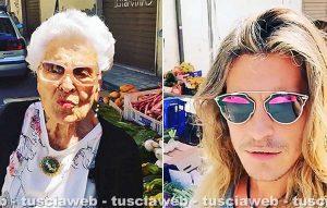Nonna Pasqualina e Alberto Mezzetti