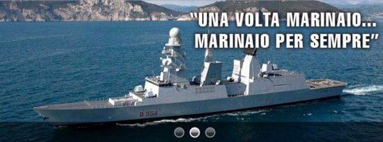 L'associazione nazionale Marinai d'Italia celebra la festa della Marina