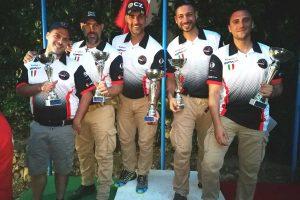 Sport - Lo Shooting club Vasanello all'Idpa italian championship