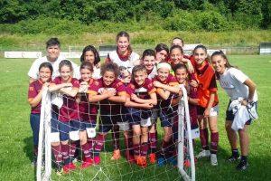 Sport - Calcio - Il Camp giovanile della Roma calcio femminile