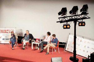 Bagnoregio - Claudio Di Mauro al Civita cinema