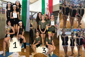 Sport - Le giovani atlete della Gymmwell