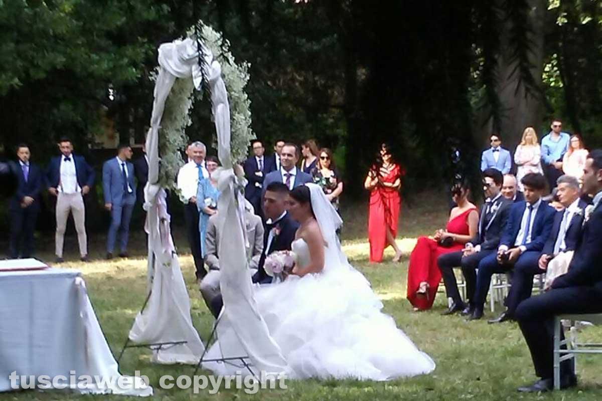 Pubblicazioni Matrimonio Oriolo Romano : Fiori darancio per ilenia moretti e mirko drago tusciaweb.eu